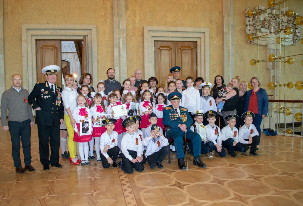 Гала концерт конкурса военно-патриотической песни «Виктория-74»